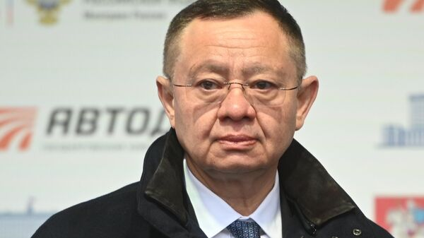 Министр строительства и жилищно-коммунального хозяйства РФ Ирек Файзуллин