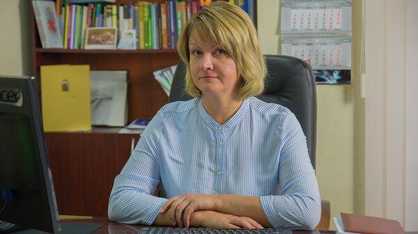 И.О. ректора Ярославского государственного технического университета Елена Степанова