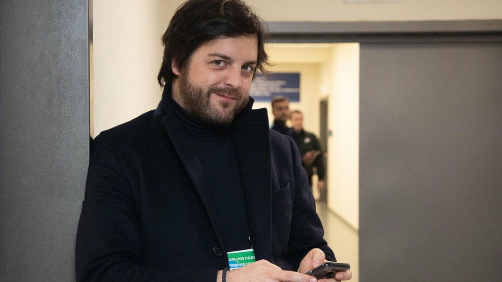 Спортивный директор петербургского Зенита Хавьер Рибалта - РИА Новости, 1920, 02.04.2021