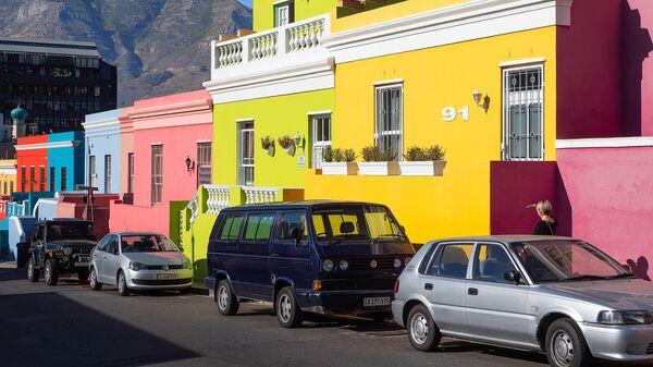 Район Бо-Каап в Кейптауне