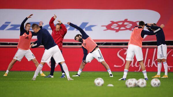 Футбол. Лига наций. Матч Турция – Россия