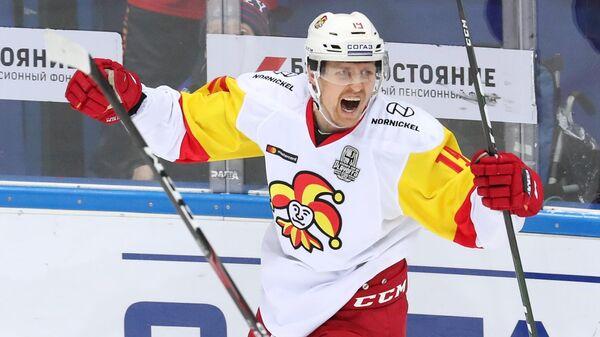 Игрок Йокерита Вели-Матти Савинайнен