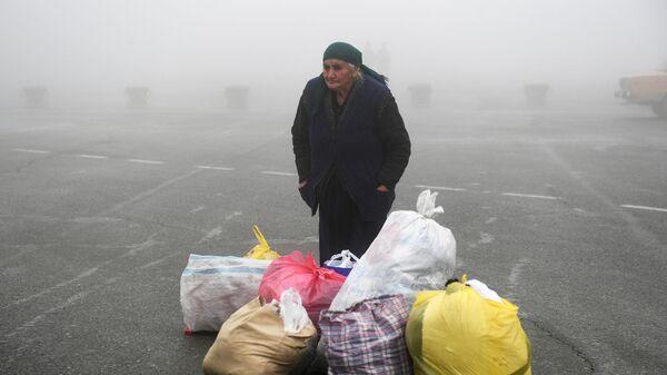 Возвращение беженцев в Степанакерт