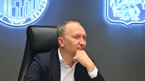 Заместитель мэра Москвы Андрей Бочкарев