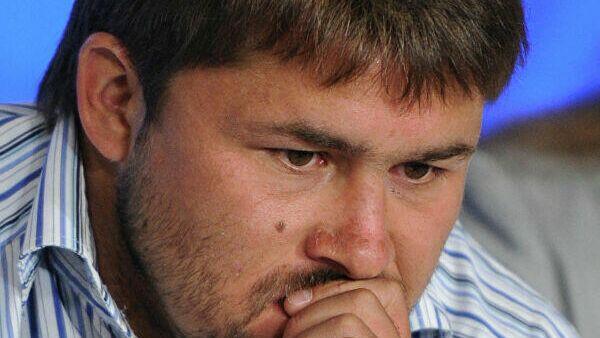Кандидат в президенты Федерации тяжелой атлетики России (ФТАР) Антон Кисляков.