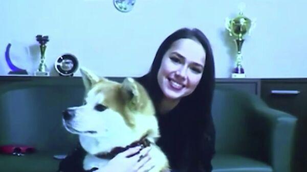 Интервью фигуристки Алины Загитовой японскому телеканалу
