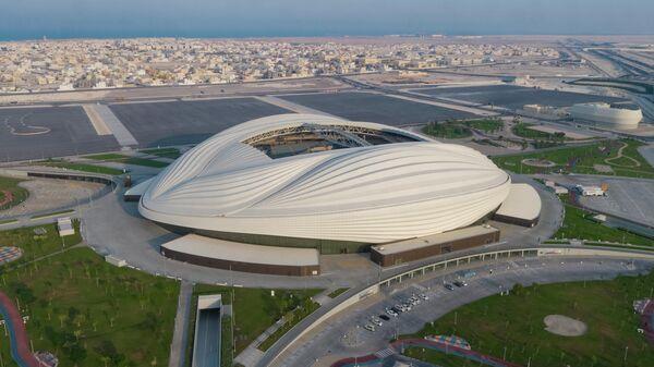 Стадион Аль-Джануб в Катаре