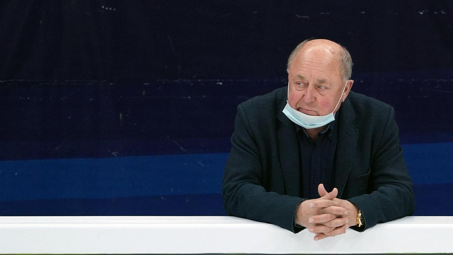 Тренер Алексей Мишин - РИА Новости, 1920, 05.04.2021