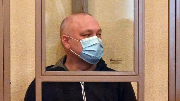 Руководитель российского подразделения запрещенной в РФ международной террористической организации Аум синрикё Михаил Устьянцев