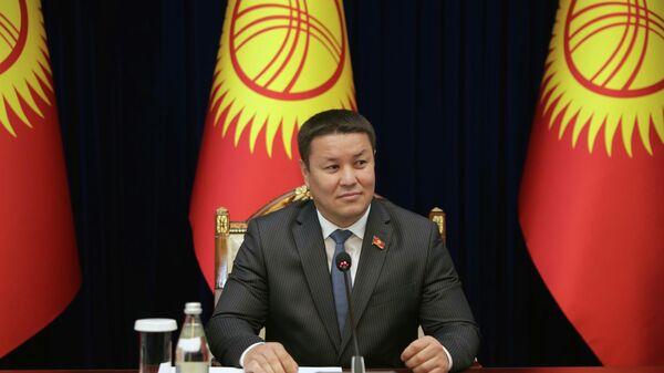 И.о. президента Киргизии Талант Мамытов