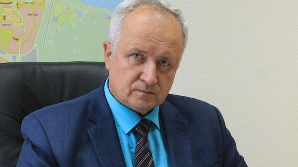 Заместитель главы администрации Новоуральского городского округа Михаил Черницкий