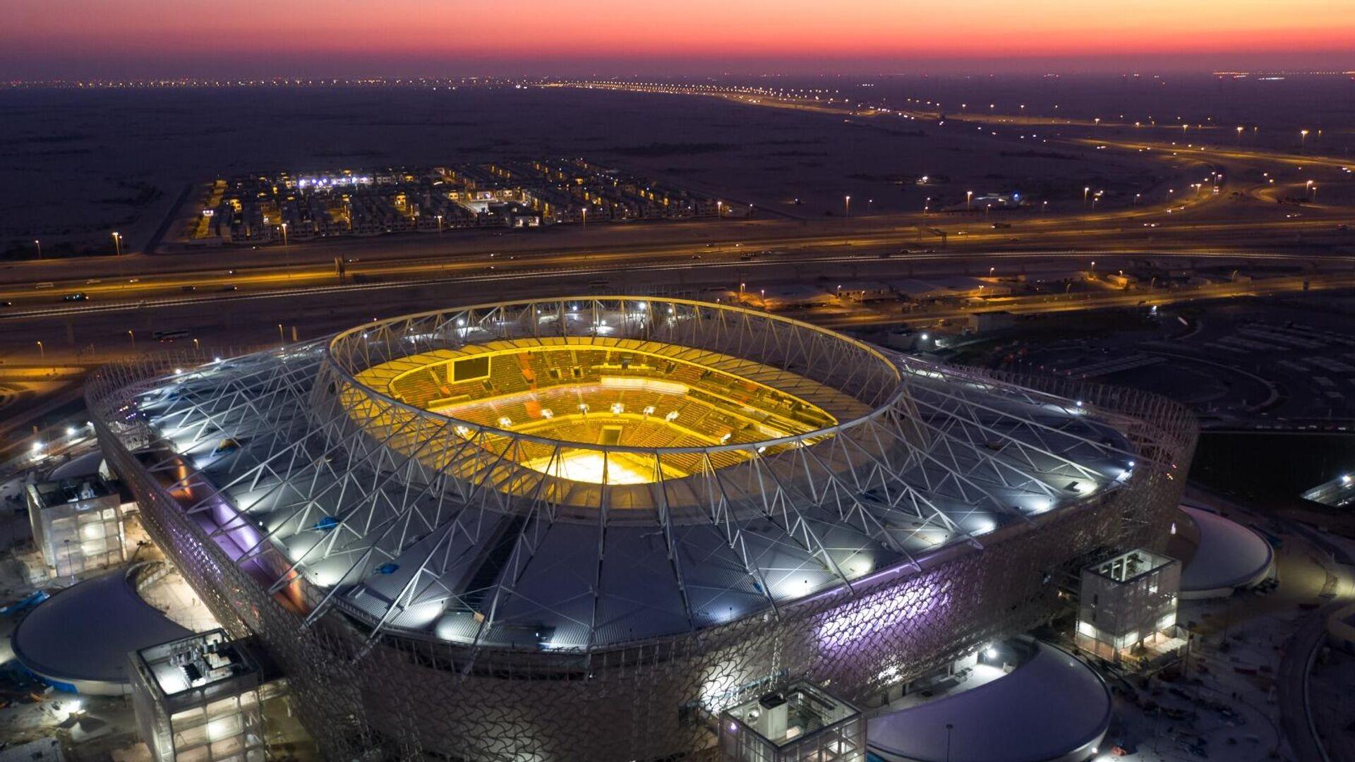 Стадион ЧМ-2022 в Катаре - РИА Новости, 1920, 01.02.2021