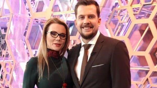 Юлия Сиверцова и Александр Колтовой
