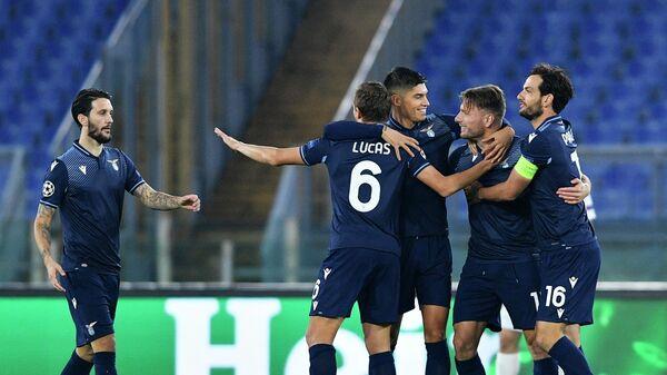 Игроки ФК Лацио