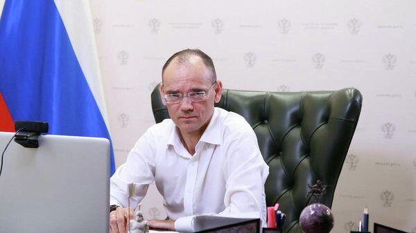 Первый замминистра просвещения РФ Дмитрий Глушко