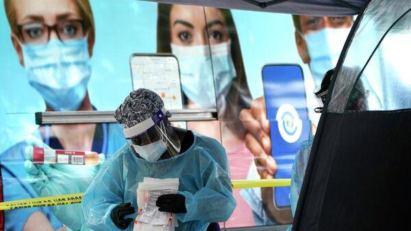 Медицинский работник в Майами