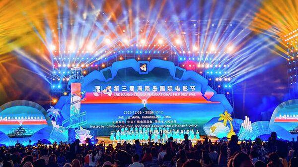 В Санья открылся Хайнаньский международный кинофестиваль