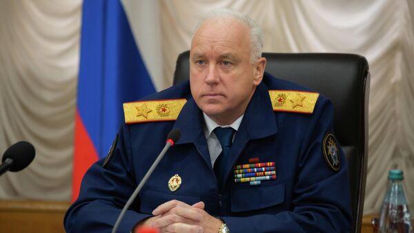 Председатель Следственного комитета России Александр Бастрыкин