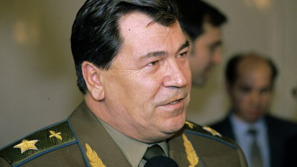Евгений Иванович Шапошников