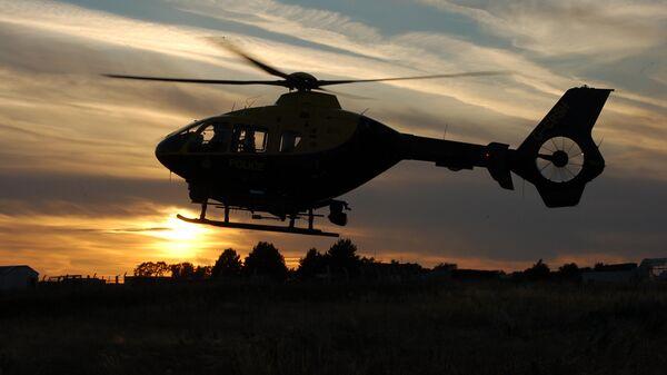 Вертолет Eurocopter EC-135
