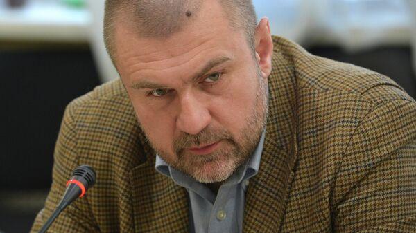 Председатель Национального антикоррупционного комитета Кирилл Кабанов