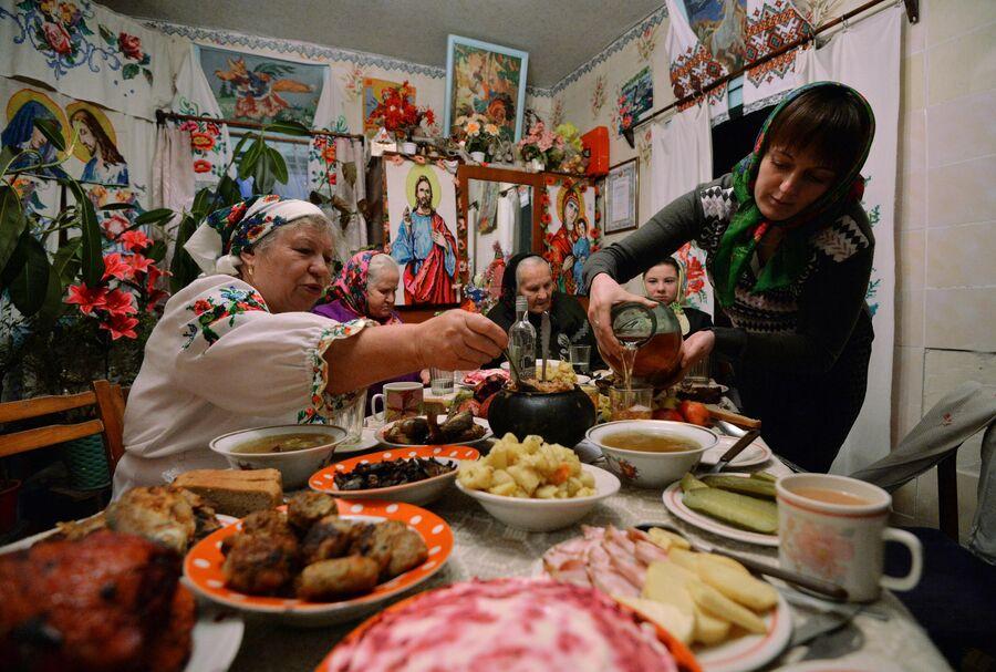 Жители деревни Погост Гомельской области