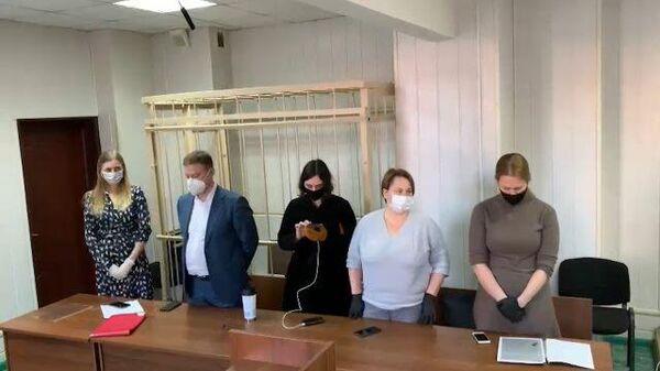 Московский суд вынес приговор по делу детского хосписа Дом с маяком