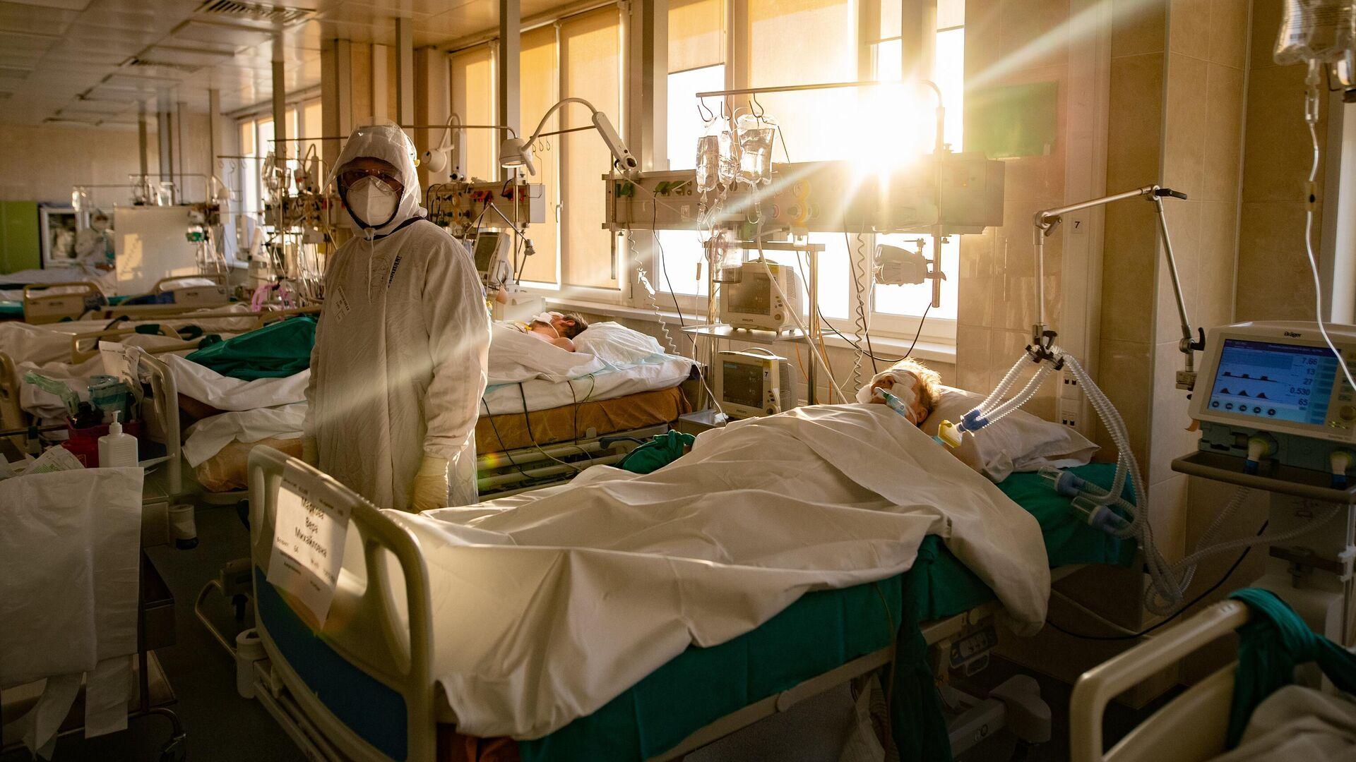 Риск смерти посчитан. Чем грозит одновременное заражение гриппом и COVID-19
