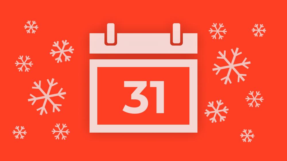 В каких регионах 31 декабря объявлено выходным днем