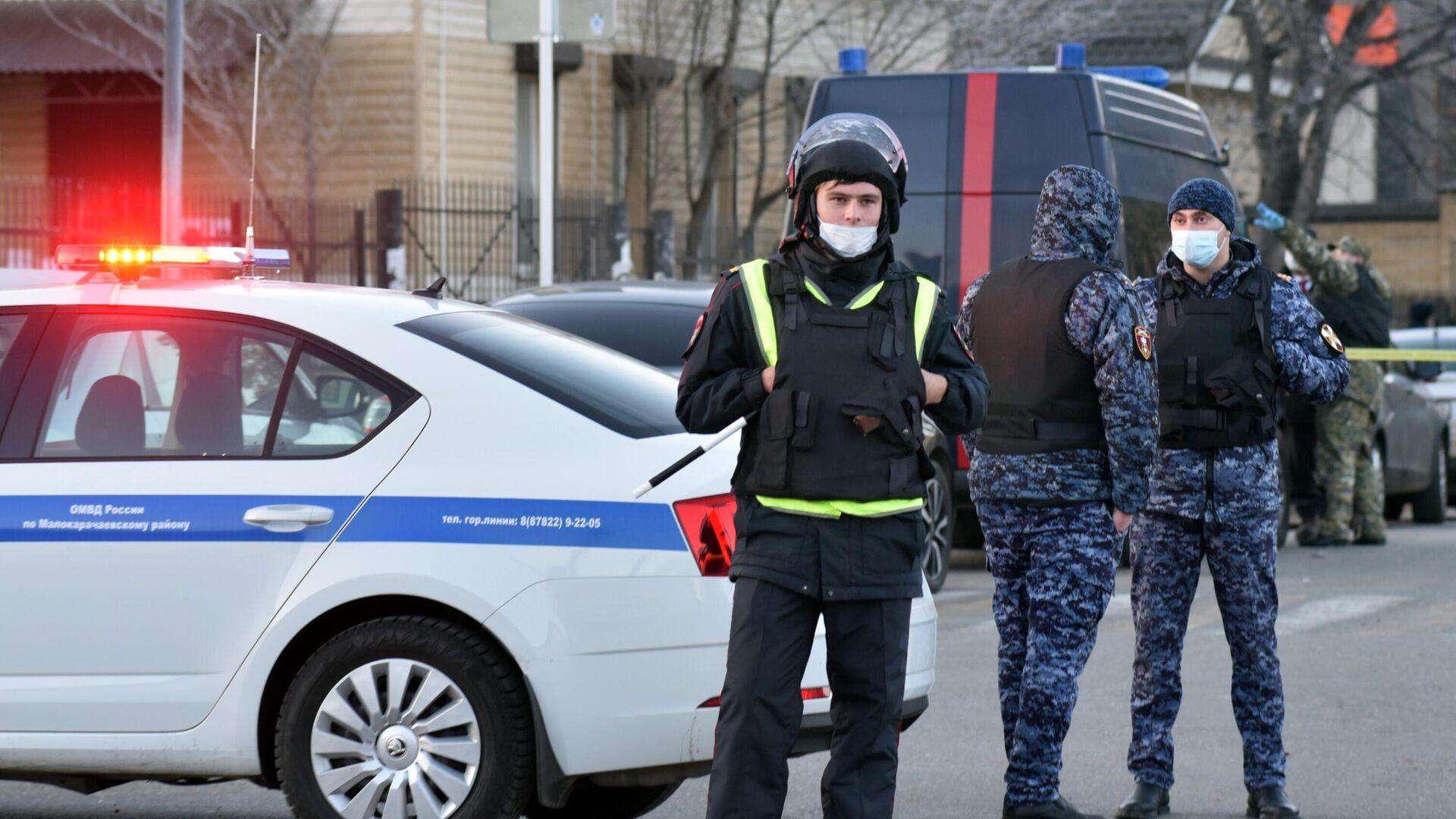 ФСБ предотвратила теракт в Карачаево-Черкесии, который готовил сторонник ИГ*