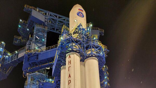 Ракета Ангара-А5