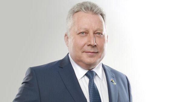 Председатель Законодательного собрания Камчатского края Валерий Раенко