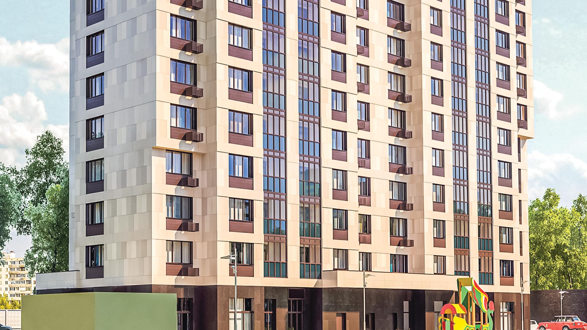 Проект дома по программе реновации в Марьиной роще - РИА Новости, 1920, 15.12.2020