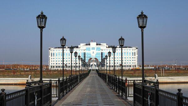 Здание правительства Ямало-Ненецкого автономного округа