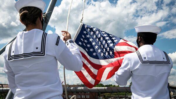 Жалобная книга. ВМС США опять наябедничали на Россию и Китай