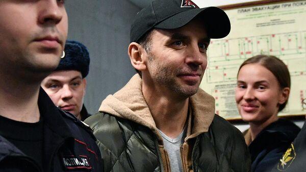 Михаил Абызов и Валентина Григорьева
