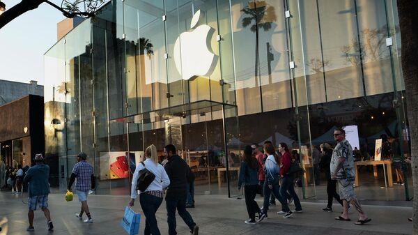 Магазин Apple в Санта-Монике, Калифорния