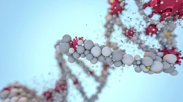 Вирус Covid-19 атакует ДНК