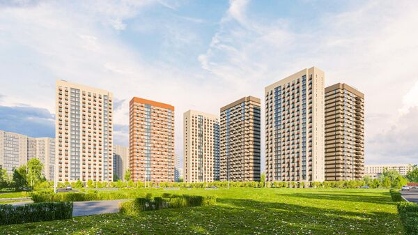 Проект домов реновации в московском районе Выхино-Жулебино