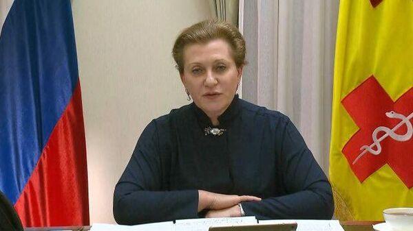 Попова заявила о том, что российская вакцина устойчива к новым штаммам коронавируса