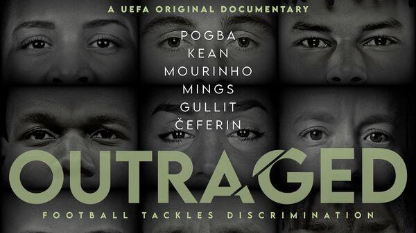 Афиша фильма Outraged (Разгневанные)