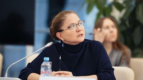 Директор Центра экстренной психологической помощи (ЦЭПП) Юлия Шойгу