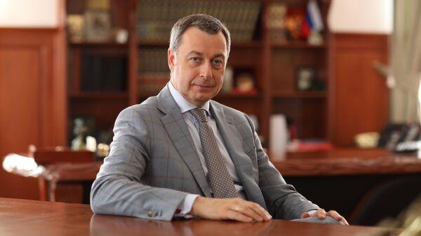 Глава Гознака Аркадий Трачук