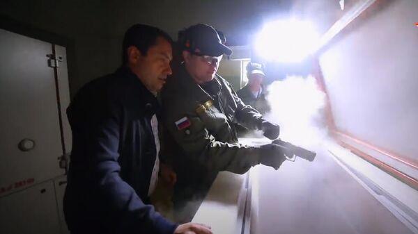 Аттестация испытательных камер лабораторного корпуса для испытаний стрельбой стрелкового, специального гранатометного и малокалиберного пушечного вооружения в ЦНИИточмаш
