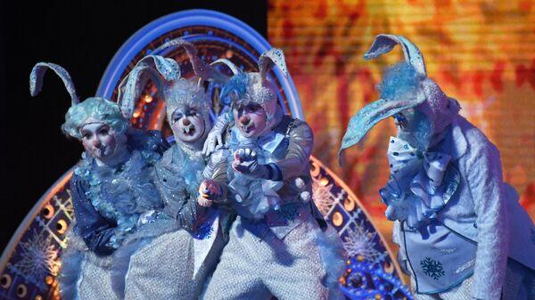 Новогодний спектакль в Государственном Кремлевском Дворце