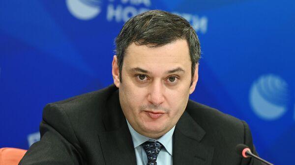 Председатель Комитета Государственной Думы Российской Федерации по информационной политике, информационным технологиям и связи Александр Хинштейн