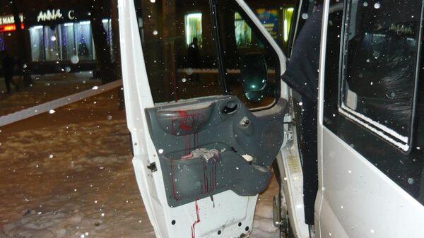 В Орджоникидзевском районе Екатеринбурга застрелили водителя маршрутки