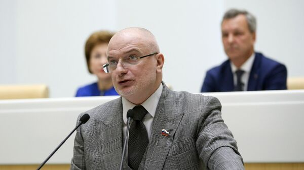 Председатель комитета Совета Федерации по конституционному законодательству и государственному строительству Андрей Клишас