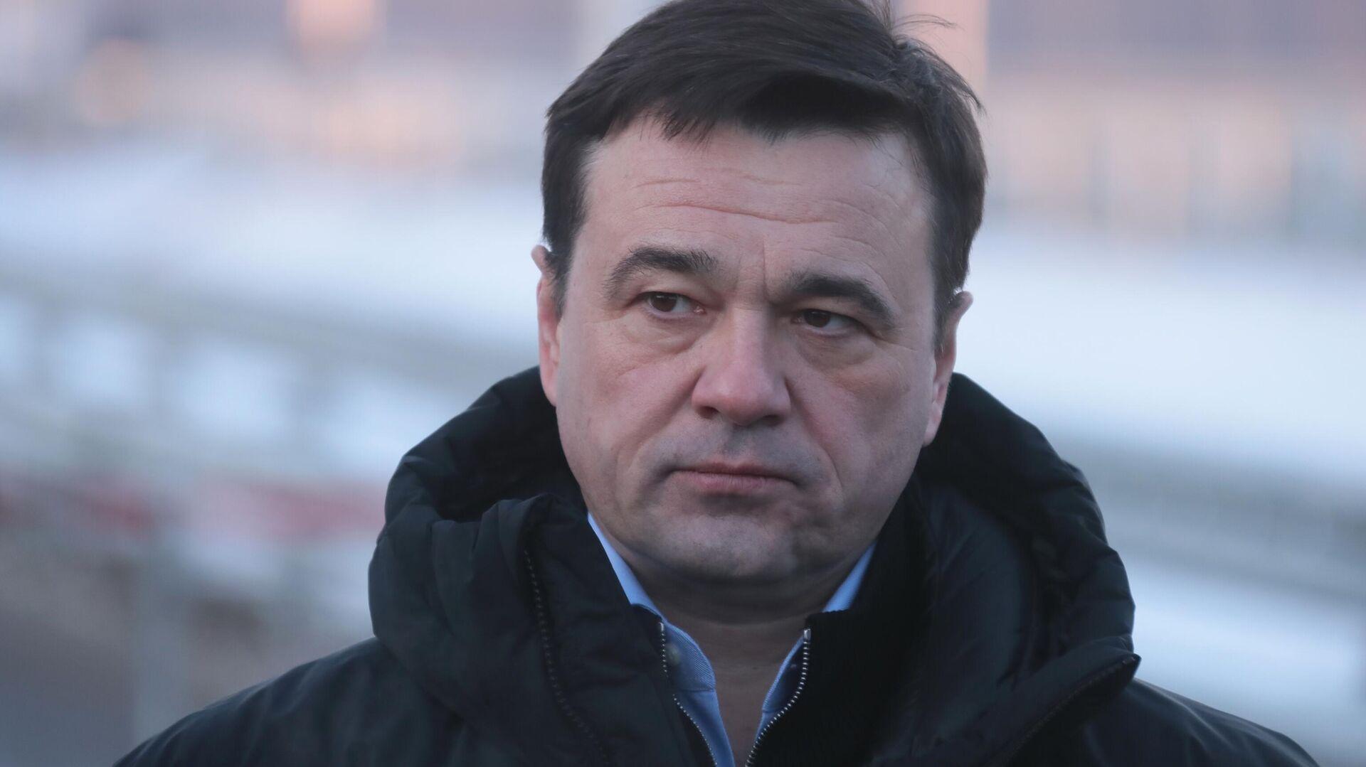 Андрей Воробьев - РИА Новости, 1920, 28.01.2021
