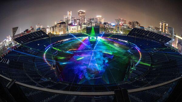 Международный стадион Йокогама